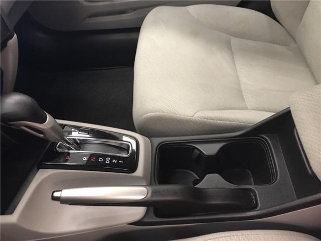 2013 Honda Civic LX (Stk: 200625) in Lethbridge - Image 19 of 25