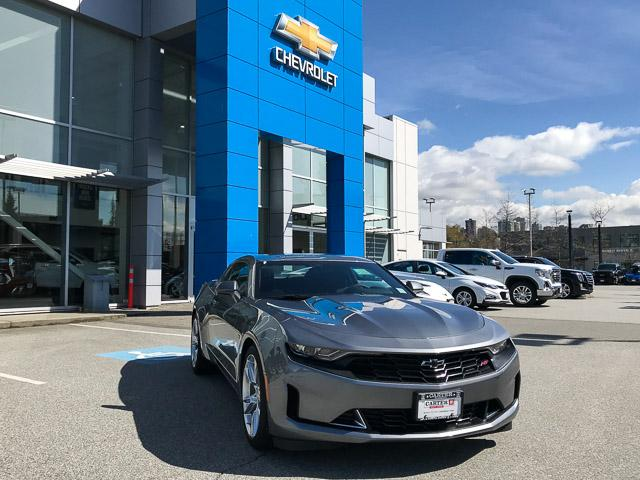 2019 Chevrolet Camaro 1LT (Stk: 9CA89620) in North Vancouver - Image 2 of 11