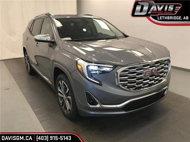 2019 GMC Terrain Denali (Stk: 203867) in Lethbridge - Image 1 of 36