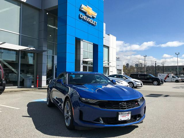 2019 Chevrolet Camaro 2LT (Stk: 9CA89900) in North Vancouver - Image 2 of 11