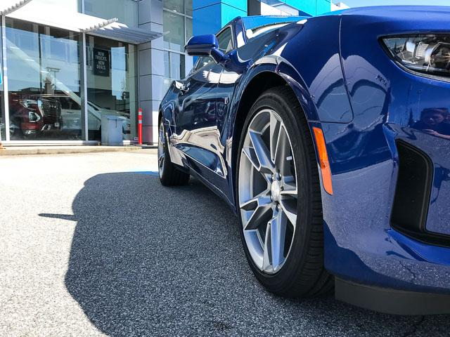 2019 Chevrolet Camaro 2LT (Stk: 9CA89900) in North Vancouver - Image 11 of 11