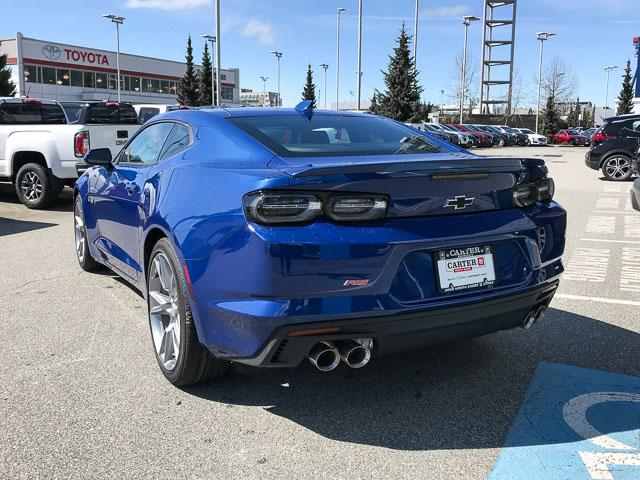 2019 Chevrolet Camaro 2LT (Stk: 9CA89900) in North Vancouver - Image 3 of 11