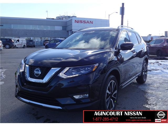 2019 Nissan Rogue SL (Stk: D711762A) in Scarborough - Image 1 of 15