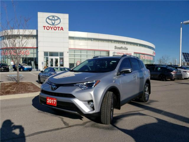 2017 Toyota RAV4 XLE (Stk: P1767) in Whitchurch-Stouffville - Image 1 of 16