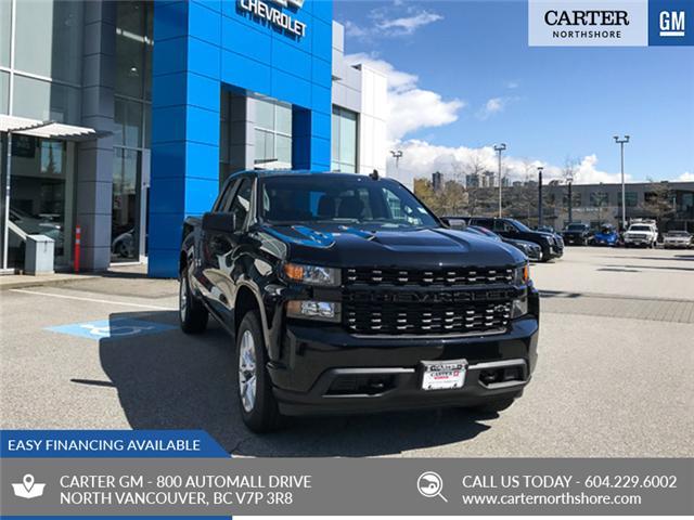 2019 Chevrolet Silverado 1500 Silverado Custom (Stk: 9L1183T) in North Vancouver - Image 1 of 13