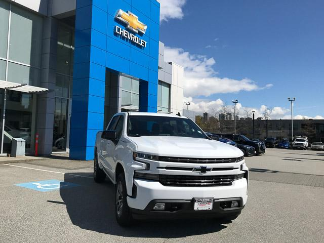 2019 Chevrolet Silverado 1500 RST (Stk: 9L01800) in North Vancouver - Image 2 of 13