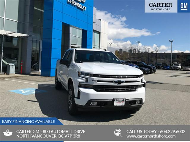 2019 Chevrolet Silverado 1500 RST (Stk: 9L01800) in North Vancouver - Image 1 of 13