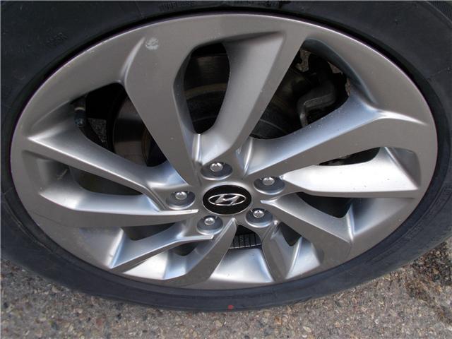 2018 Hyundai Tucson SE 2.0L (Stk: B2000) in Prince Albert - Image 21 of 22