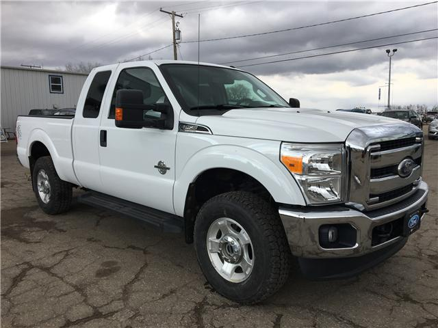 2011 Ford F-250 XLT (Stk: 9126A) in Wilkie - Image 1 of 20