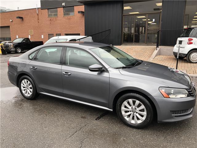 2012 Volkswagen Passat 2.5L Trendline+ (Stk: ) in Ottawa - Image 2 of 16