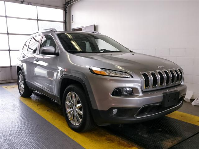 2017 Jeep Cherokee Limited (Stk: X-6076-0) in Burnaby - Image 2 of 24