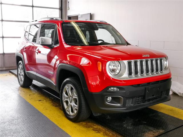 2018 Jeep Renegade Limited (Stk: X-6082-0) in Burnaby - Image 2 of 23
