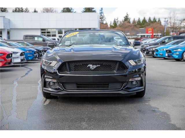 2017 Ford Mustang GT Premium (Stk: P18138) in Surrey - Image 2 of 27