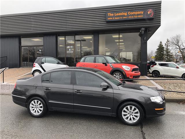 2010 Volkswagen Passat 2.0T Comfortline (Stk: ) in Ottawa - Image 1 of 20