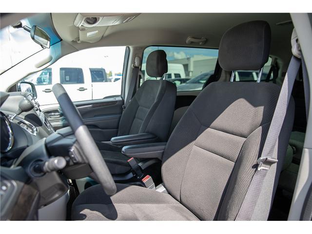 2017 Dodge Grand Caravan CVP/SXT (Stk: EE902420) in Surrey - Image 8 of 23