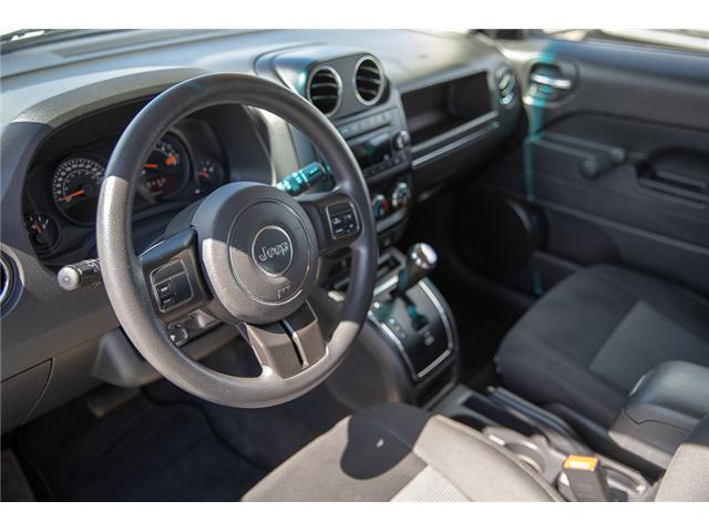 2014 Jeep Patriot Sport/North (Stk: EE901500A) in Surrey - Image 8 of 23