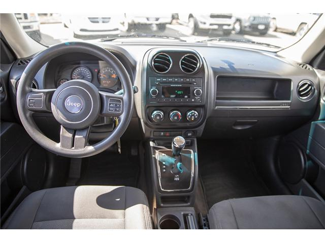 2014 Jeep Patriot Sport/North (Stk: EE901500A) in Surrey - Image 11 of 23