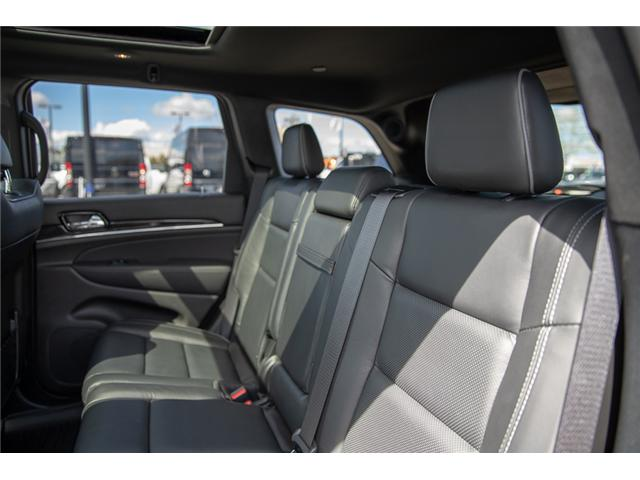 2019 Jeep Grand Cherokee Overland (Stk: K680423) in Surrey - Image 12 of 27