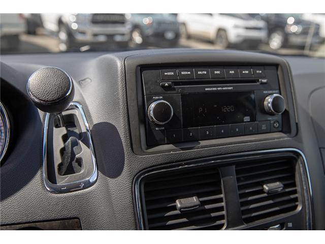 2017 Dodge Grand Caravan CVP/SXT (Stk: EE902420) in Surrey - Image 20 of 23