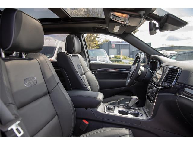 2019 Jeep Grand Cherokee Overland (Stk: K680423) in Surrey - Image 17 of 27