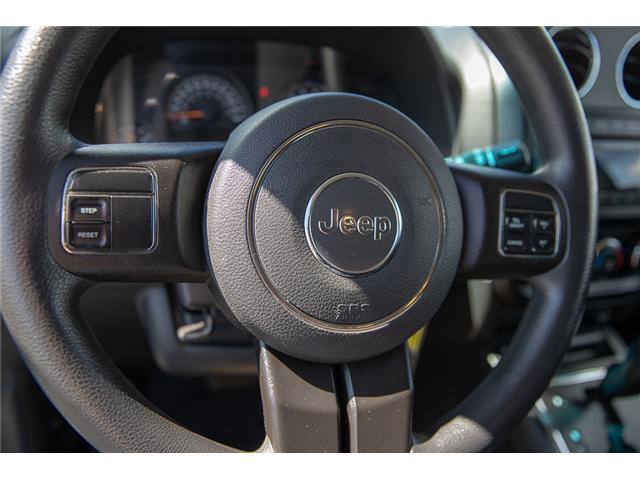 2014 Jeep Patriot Sport/North (Stk: EE901500A) in Surrey - Image 18 of 23