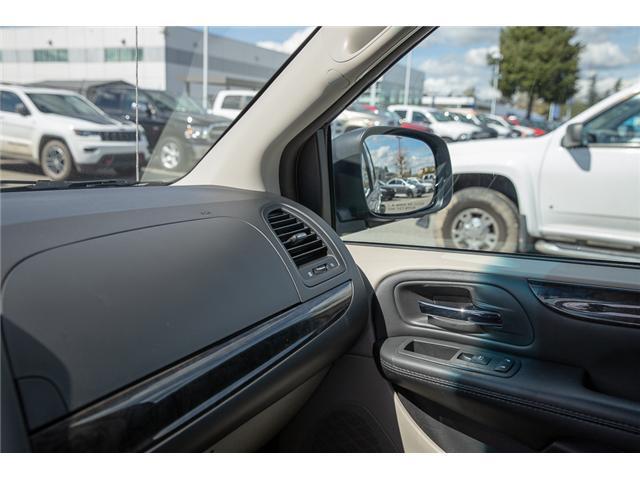 2017 Dodge Grand Caravan CVP/SXT (Stk: EE902420) in Surrey - Image 22 of 23