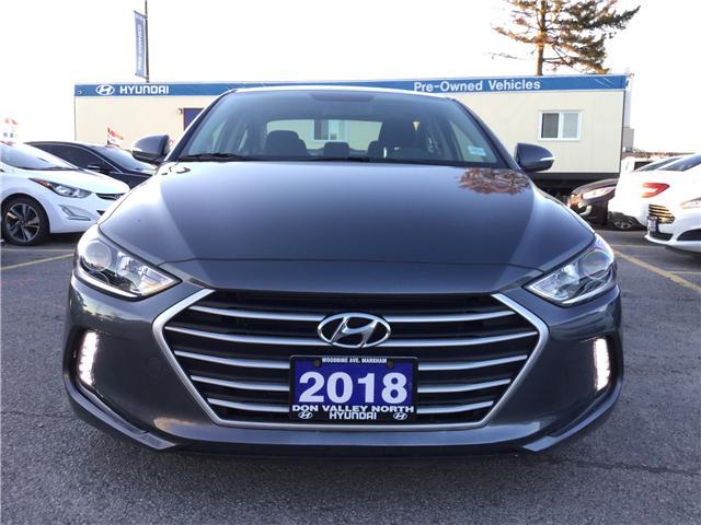 2018 Hyundai Elantra GL SE (Stk: 7641H) in Markham - Image 2 of 8