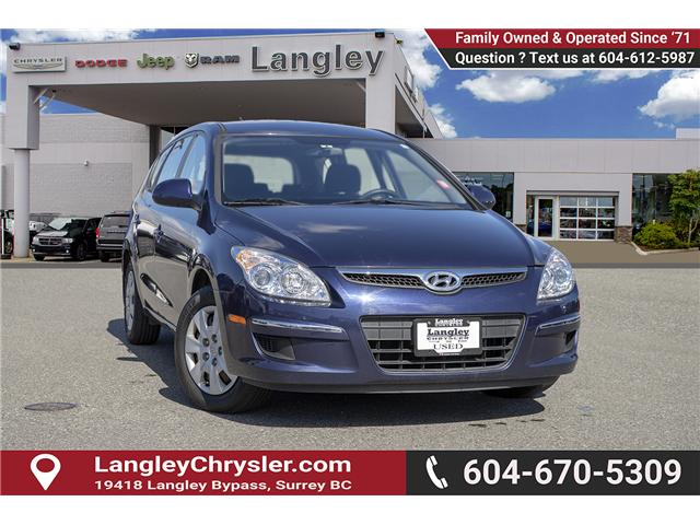 2011 Hyundai Elantra Touring GL (Stk: J183923A) in Surrey - Image 1 of 23
