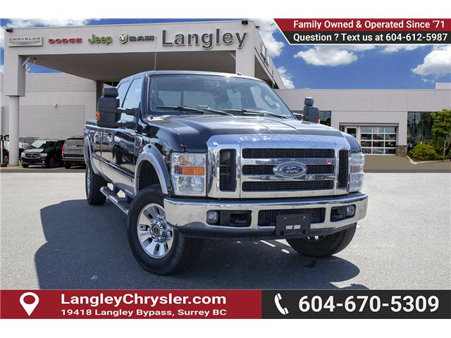 2008 Ford F-350 Lariat (Stk: J176789AA) in Surrey - Image 1 of 24