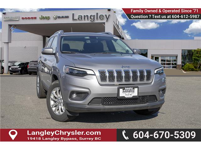2019 Jeep Cherokee North (Stk: K188025) in Surrey - Image 1 of 25