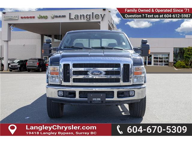 2008 Ford F-350 Lariat (Stk: J176789AA) in Surrey - Image 2 of 24