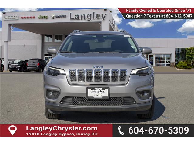 2019 Jeep Cherokee North (Stk: K188025) in Surrey - Image 2 of 25
