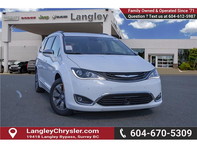 2019 Chrysler Pacifica Hybrid Limited (Stk: K559796) in Surrey - Image 1 of 25