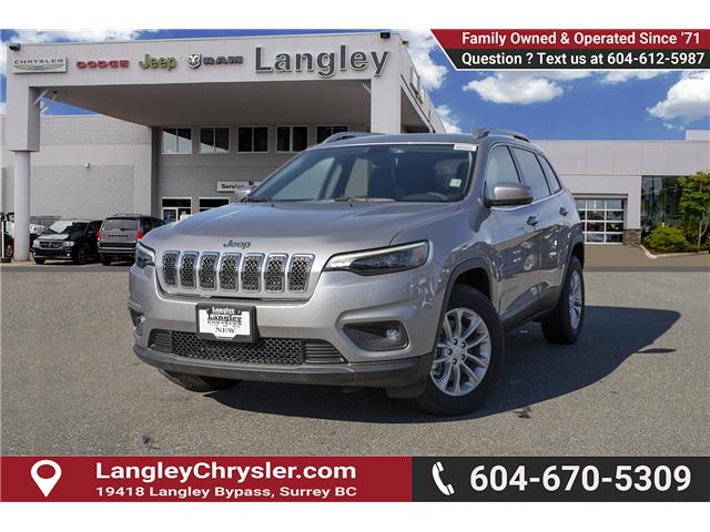 2019 Jeep Cherokee North (Stk: K188025) in Surrey - Image 3 of 25