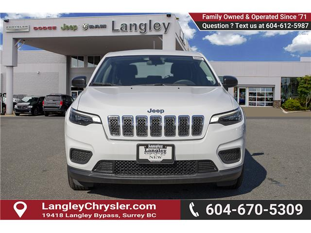 2019 Jeep Cherokee Sport (Stk: K393412) in Surrey - Image 2 of 24
