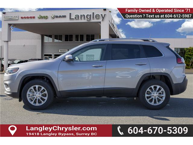 2019 Jeep Cherokee North (Stk: K188025) in Surrey - Image 4 of 25