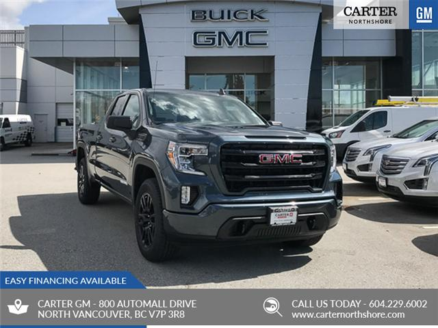 2019 GMC Sierra 1500 Elevation (Stk: 9R28230) in North Vancouver - Image 1 of 13