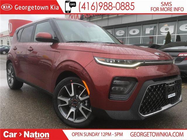 2020 Kia Soul EX PREMIUM | $189 BI-WEEKLY | 10 DISPLAY | (Stk: SO20003) in Georgetown - Image 1 of 28