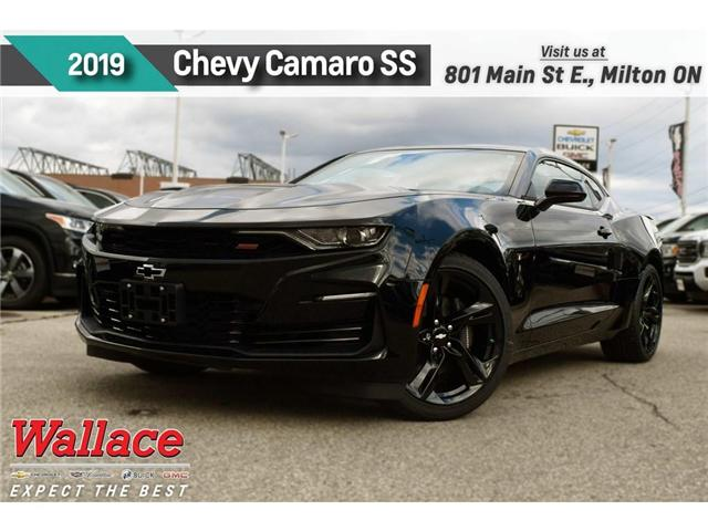 2019 Chevrolet Camaro 1SS (Stk: 114384) in Milton - Image 1 of 11
