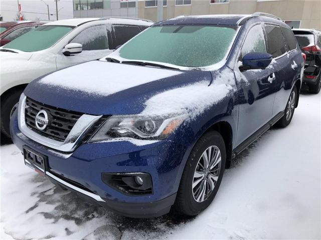 2019 Nissan Pathfinder SL Premium (Stk: 19122) in Barrie - Image 1 of 5