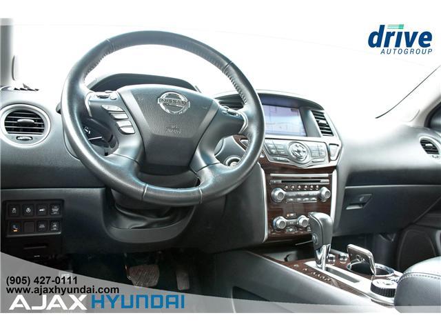 2015 Nissan Pathfinder Platinum (Stk: 19416A) in Ajax - Image 2 of 35