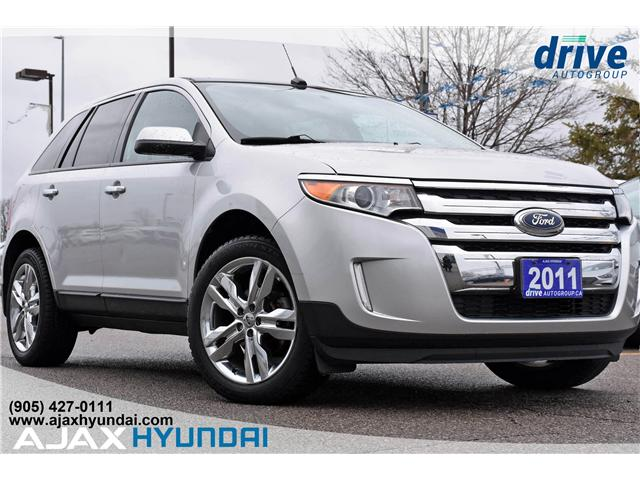 2011 Ford Edge SEL (Stk: 19496A) in Ajax - Image 1 of 29