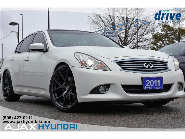 2011 Infiniti G37x Sport (Stk: G19013A) in Ajax - Image 1 of 34