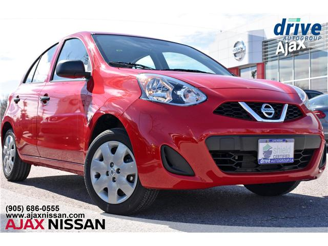 2019 Nissan Micra S (Stk: P4114CV) in Ajax - Image 1 of 26