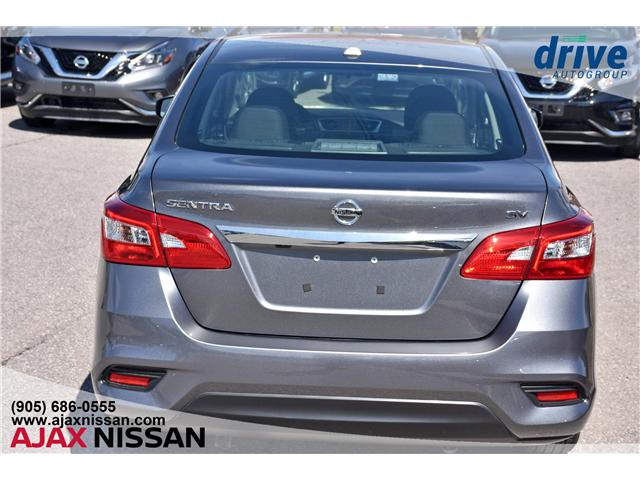 2018 Nissan Sentra 1.8 SV (Stk: P4120) in Ajax - Image 8 of 32