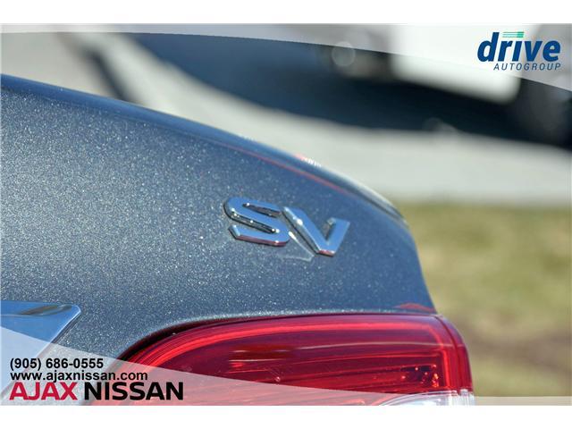 2018 Nissan Sentra 1.8 SV (Stk: P4120) in Ajax - Image 13 of 32