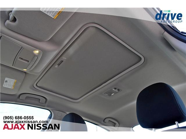 2018 Nissan Sentra 1.8 SV (Stk: P4120) in Ajax - Image 19 of 32