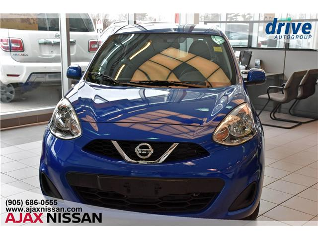 2019 Nissan Micra SV (Stk: P4115CV) in Ajax - Image 4 of 25