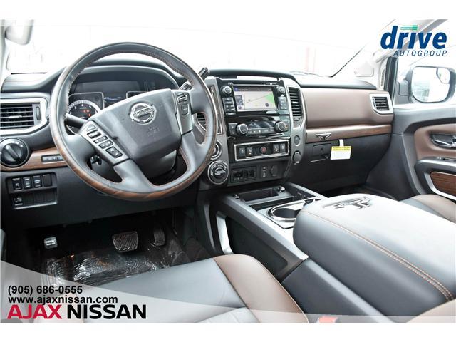 2018 Nissan Titan Platinum (Stk: P4111) in Ajax - Image 2 of 29