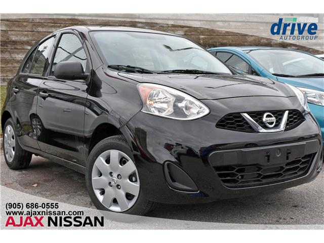 2019 Nissan Micra S (Stk: P4117CV) in Ajax - Image 1 of 26